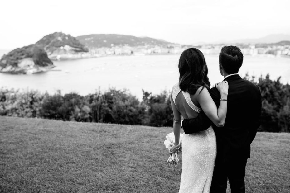 Destination Wedding Torre Satrustegui San Sebastián Donostia Tess y Mark
